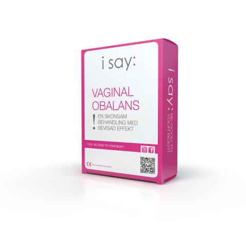i say: vaginal obalans