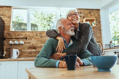 Gut abgesichert im Alter und bei Krankheit