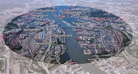 Göteborg blir ledande inom innovativ stadsutveckling