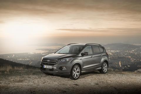 Nye Ford Kuga: Som skapt for Norge