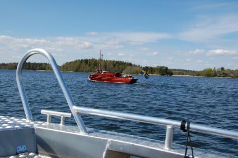På spaning i morgondagens båtbransch