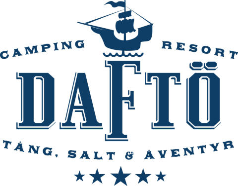 Daftö Resort - Logotyp