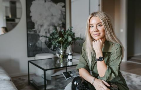 Therése Lindgren släpper egna presentboxar med BOOM Watches
