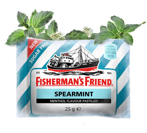 Fishermans´s Friend Spearmint