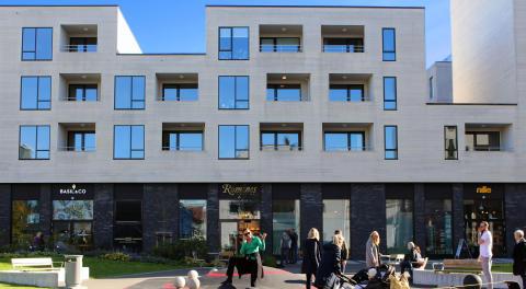 LINK arkitektur er en av tre nominerte til Stavanger kommunes byggeskikkspris