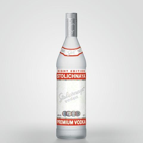 Vodkan som lyser i mörkret