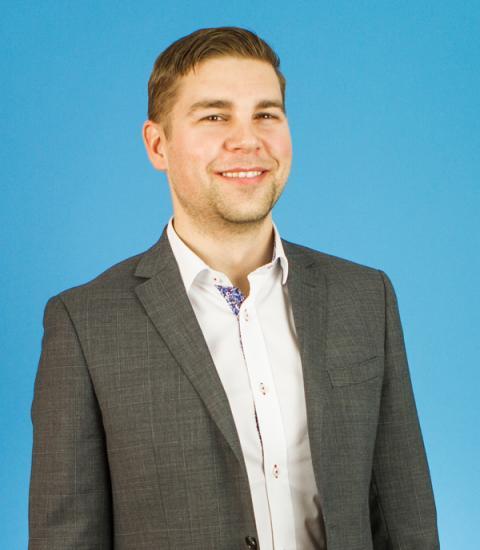 Robert Tanasa ny Key Account Manager på Episerver