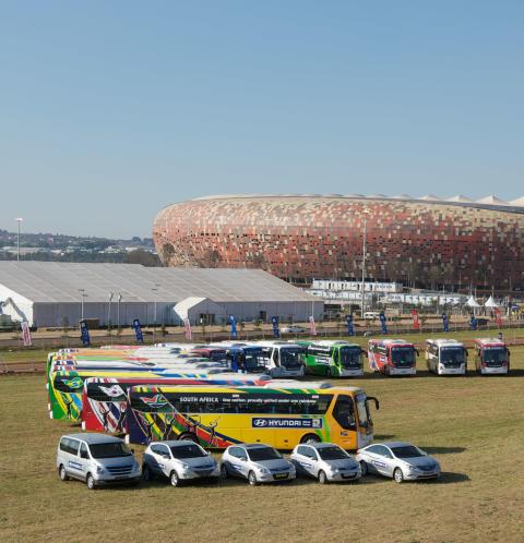 Hyundai förlänger sitt sponsorsavtal med FIFA