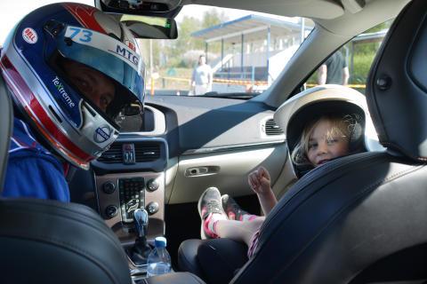 Dags för Barnsjukhuset dag på Volvo