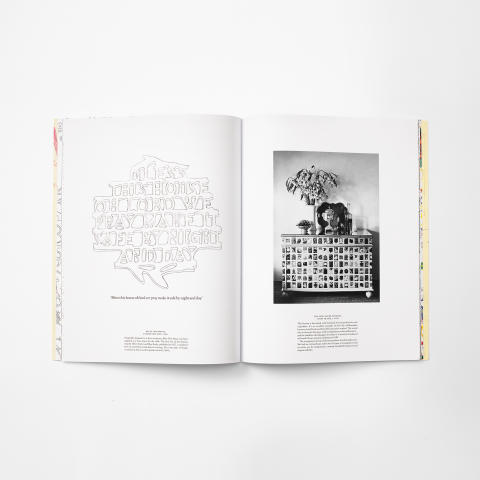 Swedish Modern colouring book published by Thames & Hudson