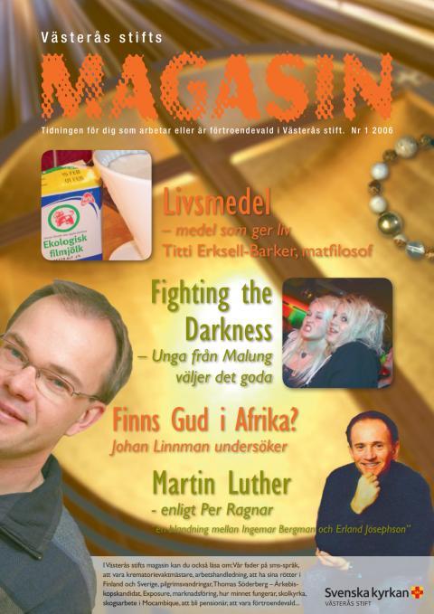 Magasinet 1 2006