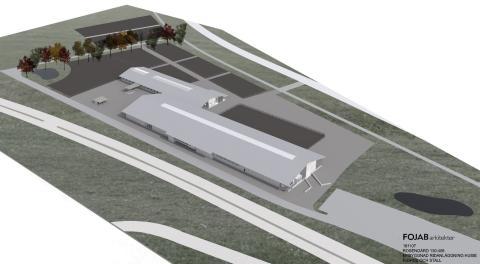 Pressinbjudan: Första spadtag för ny ridanläggning i Husie