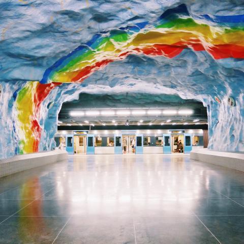 Internationella besökare stod för 45% av övernattningarna i Stockholm under juni