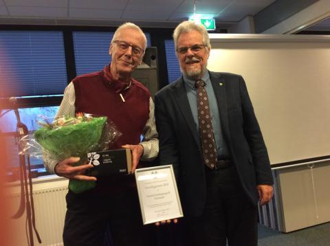 Frivilligpris 2018 uddelt