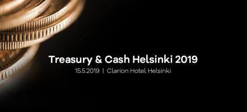 Exhibiting at Treasury & Cash Helsinki 2019