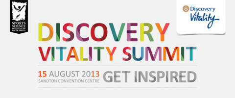Global leaders in food psychology and sports science to headline Discovery Vitality Summit