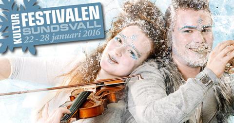 Kulturfestivalen Sundsvall 2016 – tredje upplagan