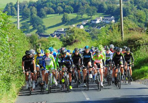 Aviva Tour of Britain saddles up for Scotland