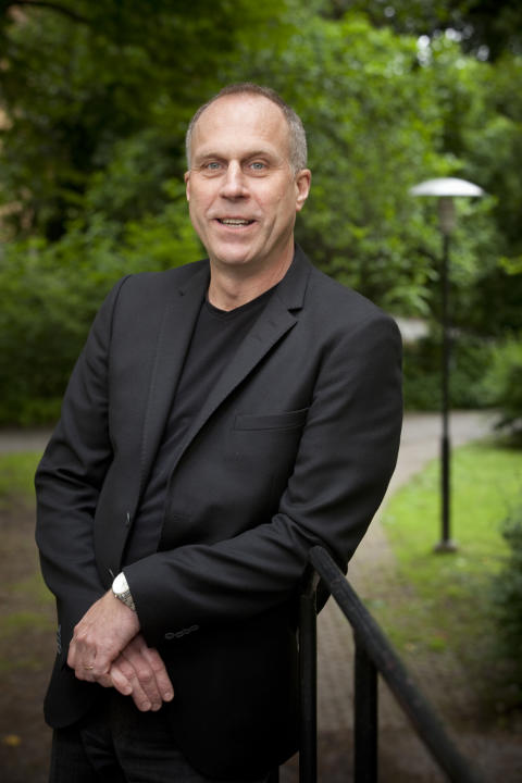 Hans Hassle, Secretary-General of Plantagon International Association