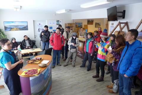 7 spørsmål fra reiselivs næring til partiene rund Lyngenfjorden