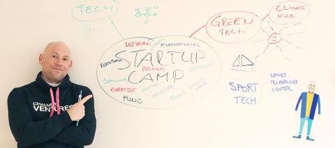 Många vill lära sig om entreprenörskap