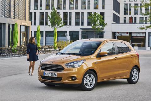 Nový Ford KA+ (16)