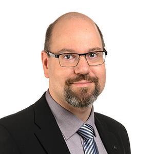 Tuomas Angervo utnämnd till direktör för internrevisionen