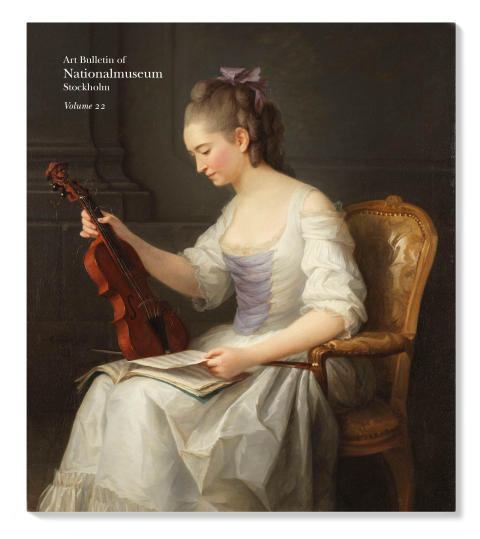 New edition of Art Bulletin of Nationalmuseum available