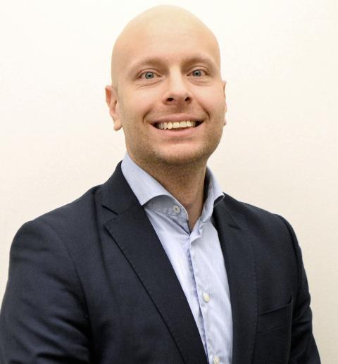 Hans-Christian Callisen ny mentor i Samhällsbyggarnas mentorsprogram!