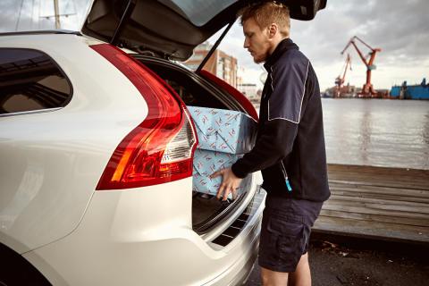 Lekmer.se levererar direkt till din Volvo