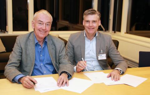 Hogia och Academic Work inleder samarbete
