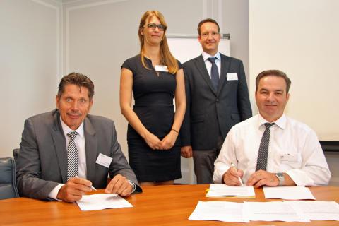 Haibach: Auftakt für kommunales Energieeffizienznetzwerk Franken