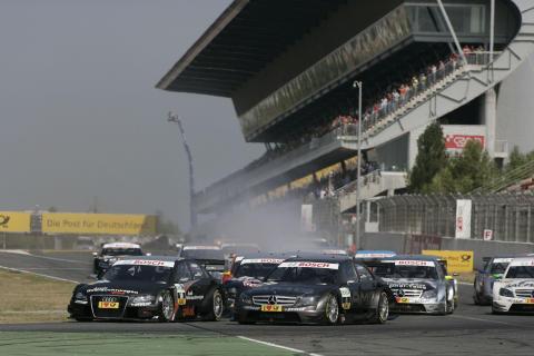 Audi vinner European Le Mans Series och försvarar ledningen i DTM