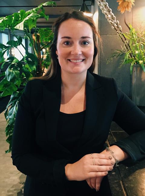 Från Trainee till Hotellchef: Pia Albinsson blir ny hotellchef på Quality Hotel Nacka