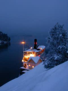 Frossa i Havets Läckerheter i jul!
