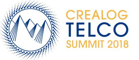 Official Logo: CreaLog Telco Summit 2018
