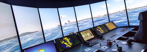 Sjöbefäl söks för att testa framtidens digitala fartygstjänster