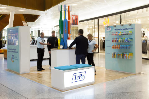 Successful launch of the TePe Brand Store