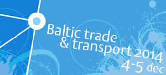 Baltic Trade and Transport 4-5 december, Karlshamn