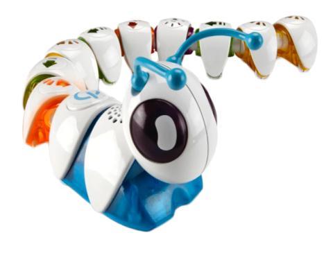 Mattel bringt mit Think & Learn Code-A-Pillar eine Lernraupe auf den Markt, die die Experimentierfreude der Kinder anregt