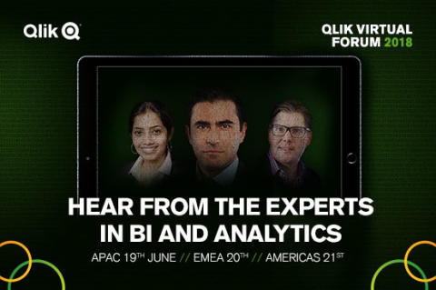 Qlik Virtual Forum 2018