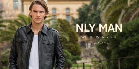 Albin Ekdal i lanseringkampanj för NLYman.com