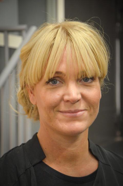 Kattis Ahlström. Foto: Bengt Oberger.