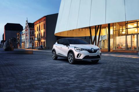 2020 - New Renault CAPTUR E-TECH