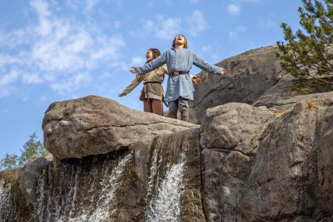 Astrid Lindgrens Värld skriker högst när vi korar Sveriges starkaste varumärke.