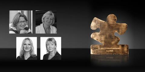 Kurslitteraturprisets hederspris till bok om omvårdnad av äldre