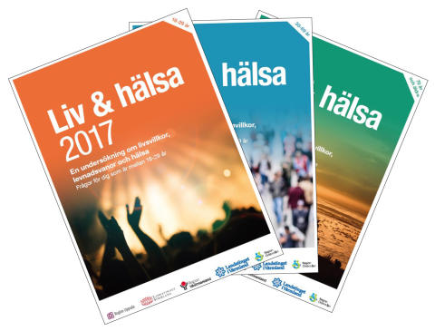 Region Uppsala gör stor undersökning om befolkningens livsvillkor, levnadsvanor och hälsa