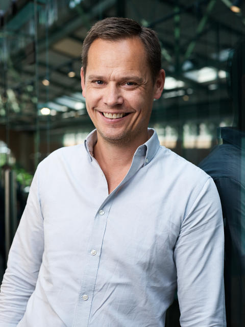 Sharin welcomes Andreas Önstorp to the board  (2019-04-04)