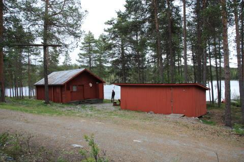 Hytte i Dalføret - Drivarstua - skogseiendom til salgs i Buskerud