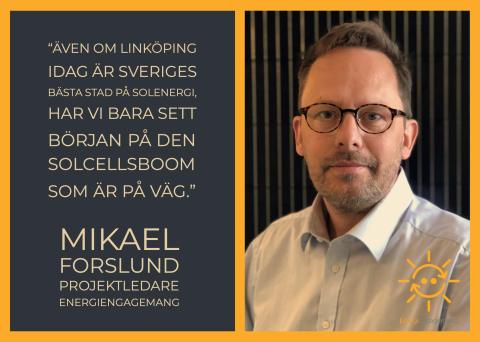 Solenergiföretaget EnergiEngagemang öppnar kontor i Linköping
